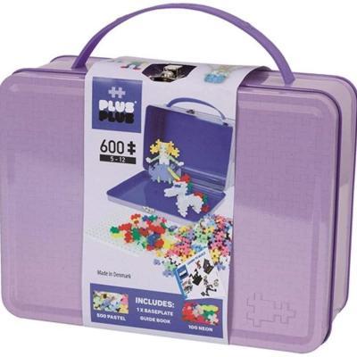 Mini pastel 600 pieces in a metal case