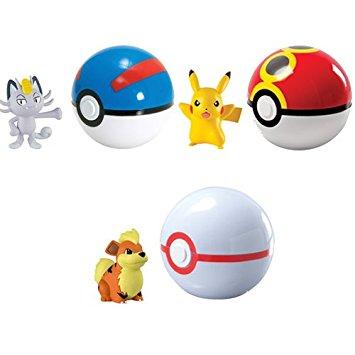style limité magasin en ligne grande collection Pokemon dans pokeball avec clip ceinture