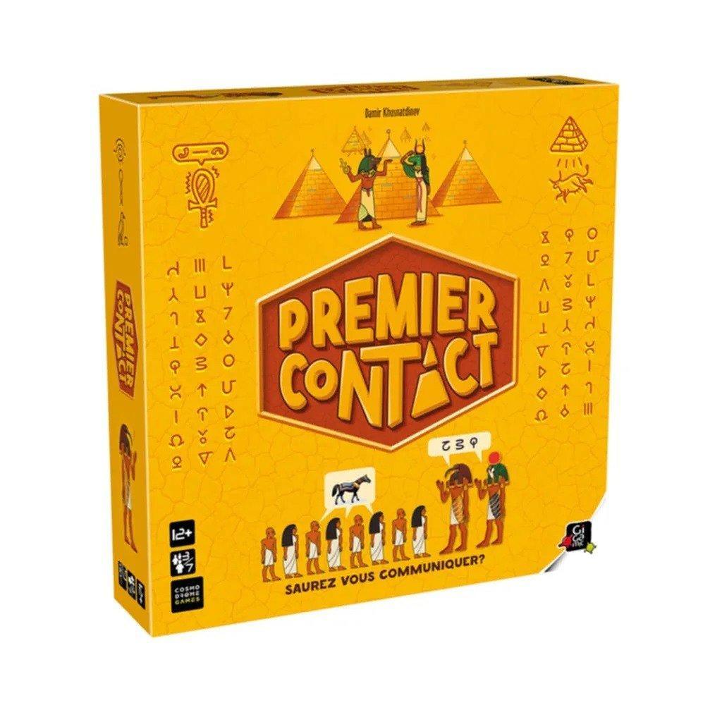 Premier contact1