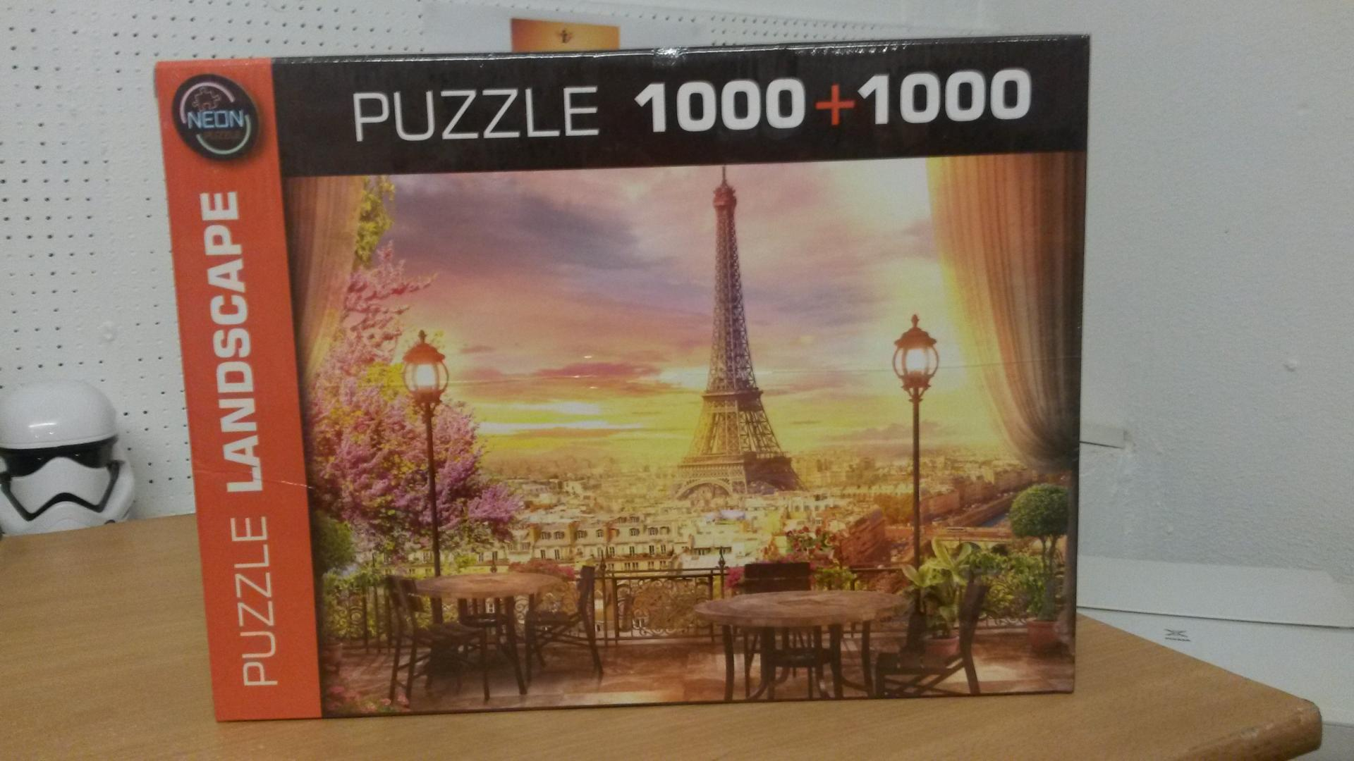 Puzzle1000et1000pieces1paris