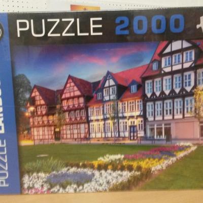 Puzzle 2000 pièces Woffenbutel Allemagne