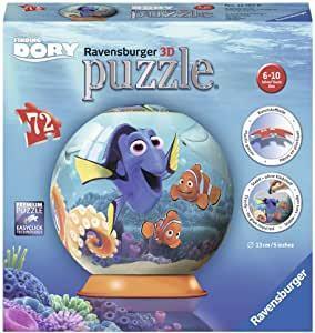 Puzzle boule Dory 72 pièces