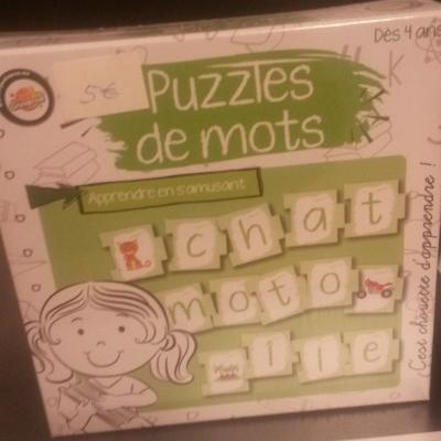 Puzzle de mots