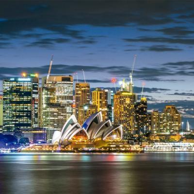 Puzzle 1000 pièces Sydney nuit