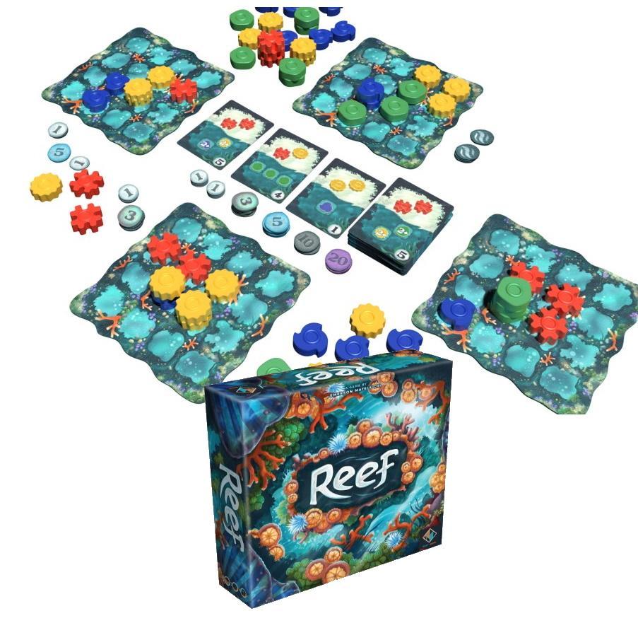 Reefmontage