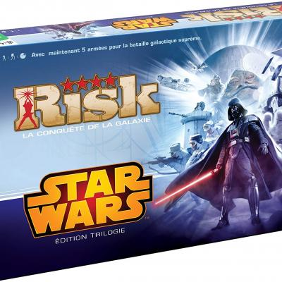 Risk Star Wars trilogy limited edition