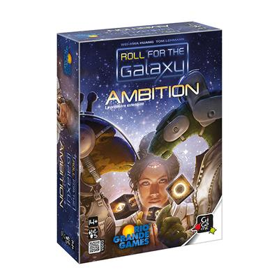 Roll for the Galaxy extension Ambition