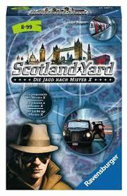 Scotland Yard voyages