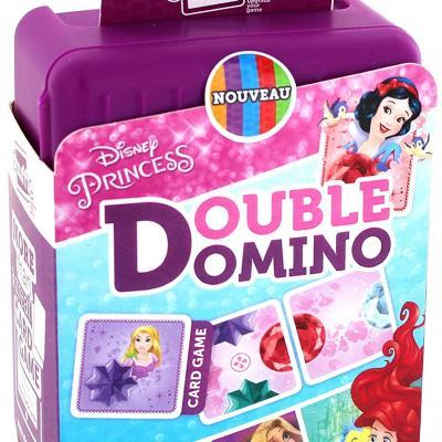 Shuffle double domino princesses Disney