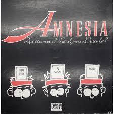 Amnesia 1989