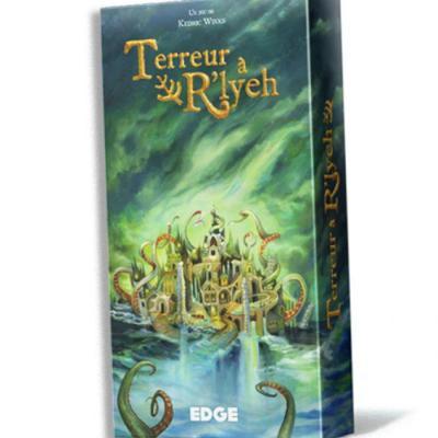 Terror in R'lyeh