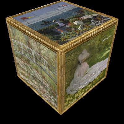 Casse tête 3V cube Monet
