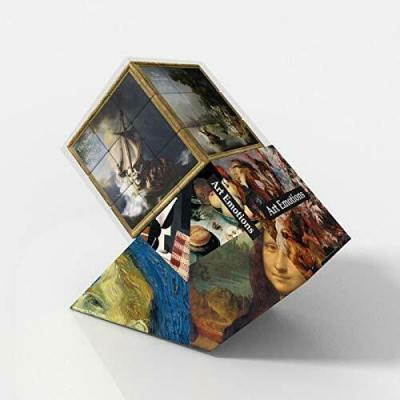Casse tête 3V cube Rembrandt