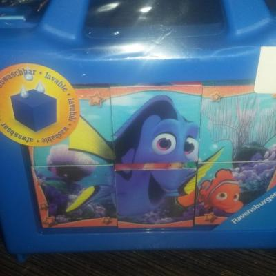 6 cube case Dory