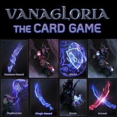 Vanagloria, le jeu de cartes (revendeurs)
