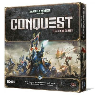 Warhammer Conquest, the card game