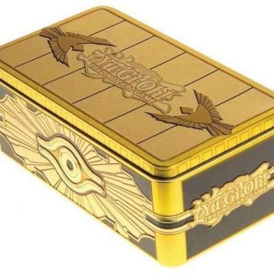 Boîte collector Yu Gi Oh sarcophage 2019